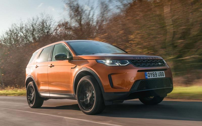 Land Rover Discovery Sport – £31,915
