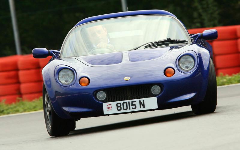 Lotus Elise: 1996-2001