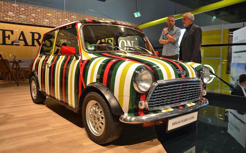 Mini 60 Years Classic