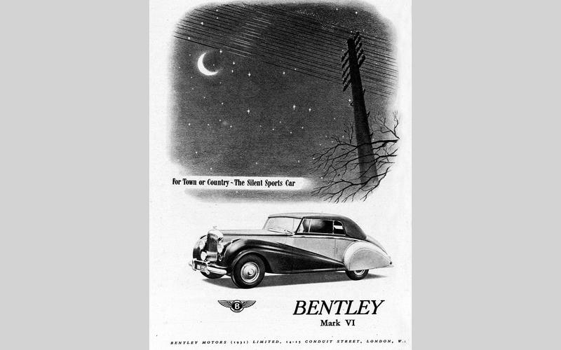 Bentley MkVI (1946)