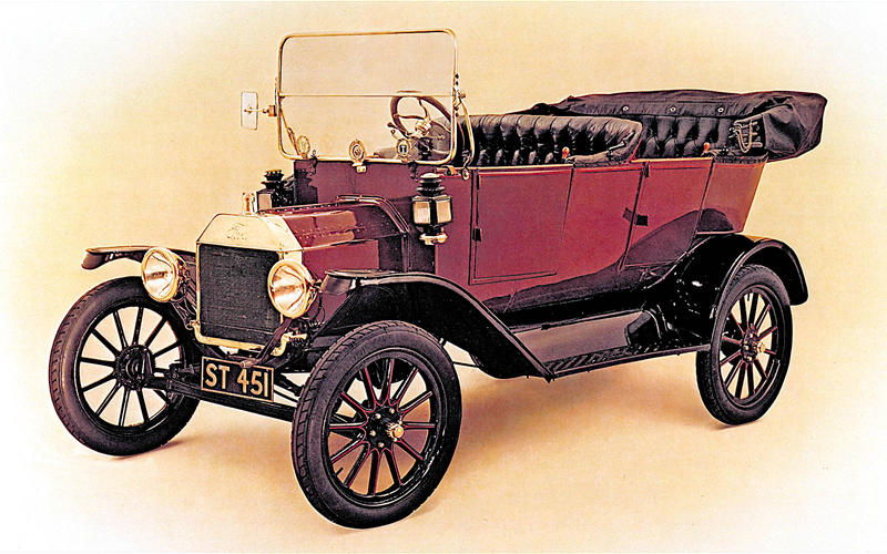 Model T Ford: the truth