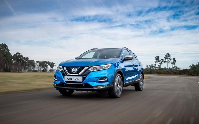 6: Nissan Qashqai (52,532 sold)
