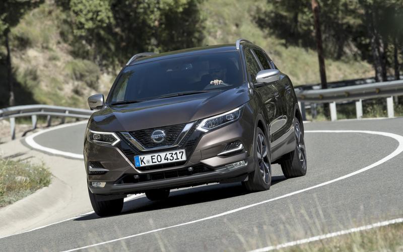Nissan Qashqai – Sunderland, England – 50,546 units sold in 2018