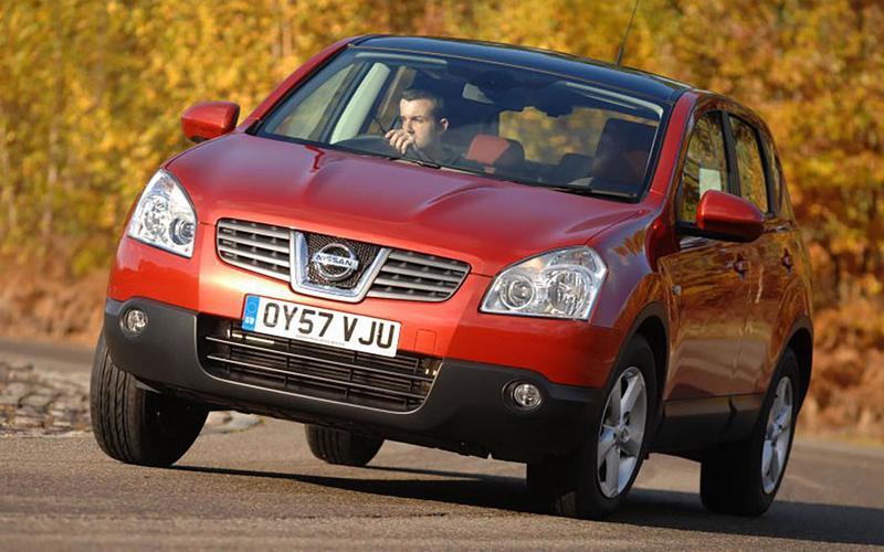 2. Nissan Qashqai
