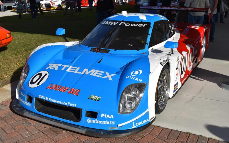 Riley Technologies Mk.XXVI BMW (2012)