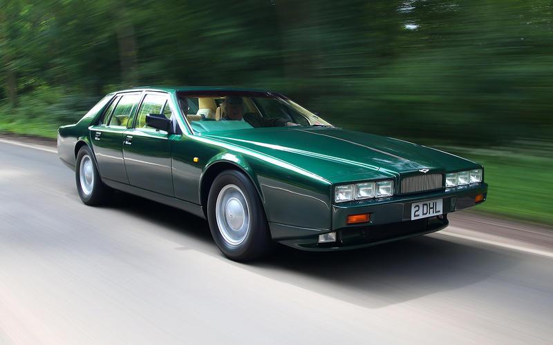 Lagonda Series 4