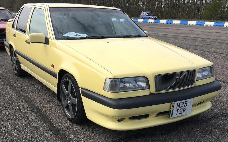 Volvo 850 T5R (1995)