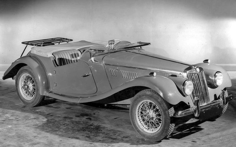 MG TF (1953)