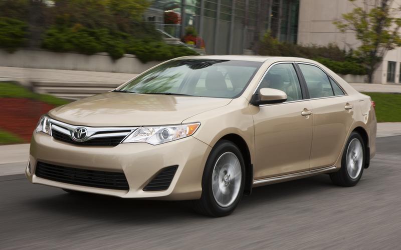 Toyota Camry (XV50, 2011)