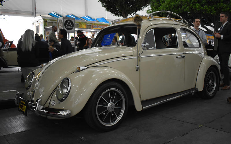 Volkswagen Beetle (1963)