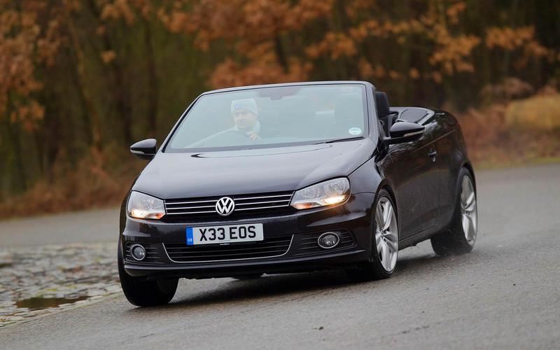 Volkswagen Eos (from £2000)