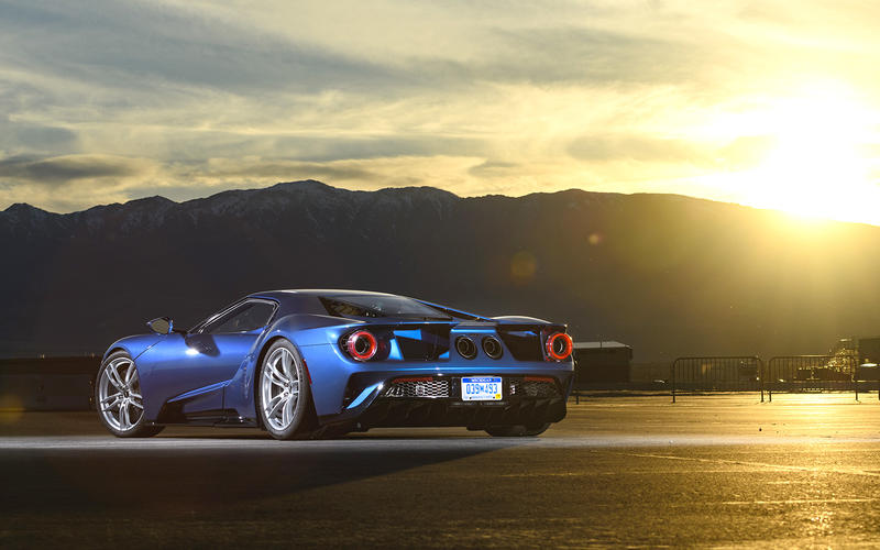 84. 2016 Ford GT