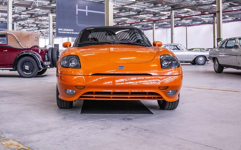 1995 Fiat Barchetta