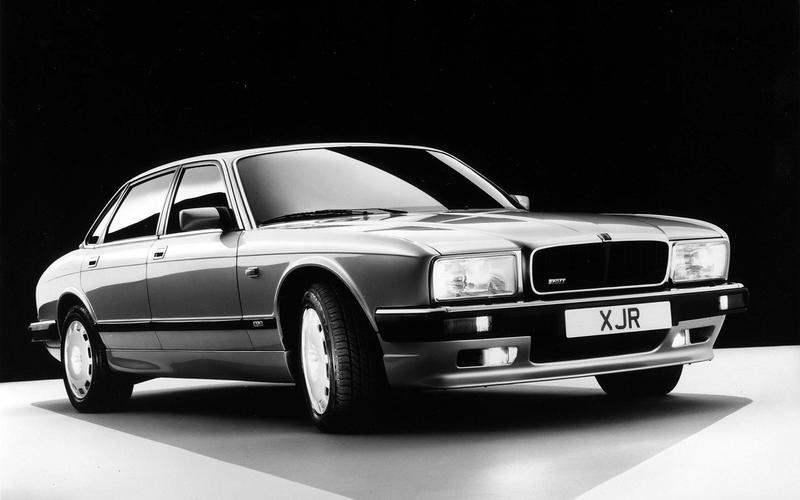 Jaguar XJR (1988)