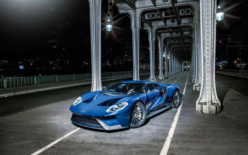 84. 2016 Ford GT - NEW ENTRY