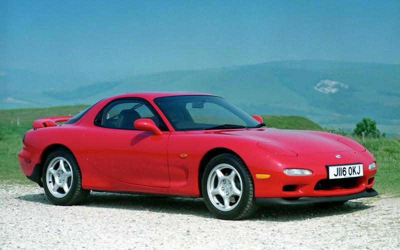 Mazda RX-7 Mk3 (1992-2002)
