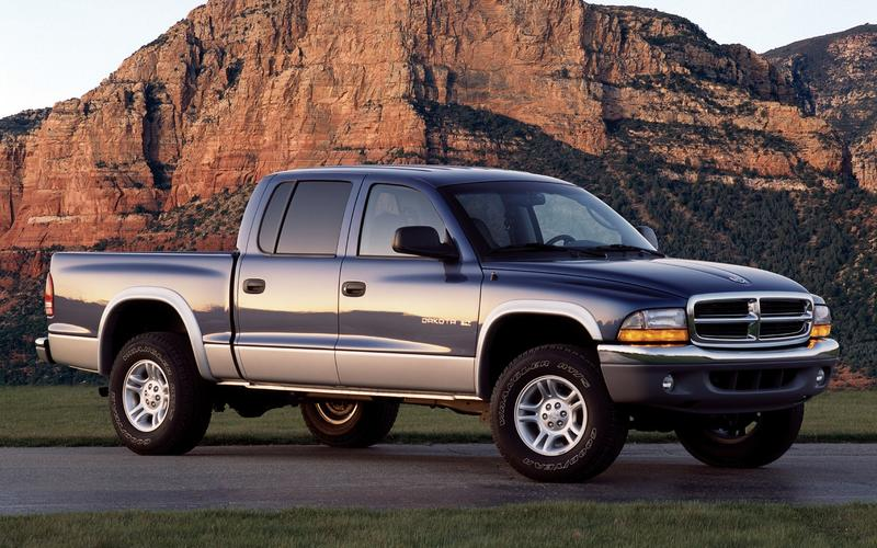 Dodge Dakota, second generation (1996)