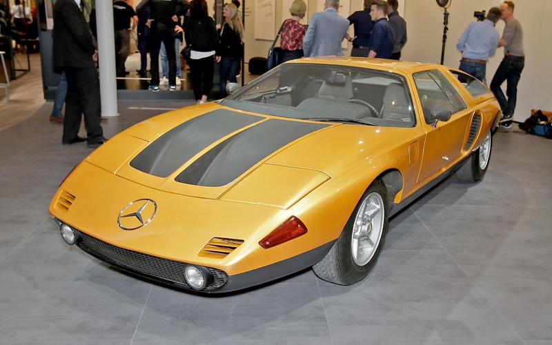 Mercedes-Benz C111 (1970)