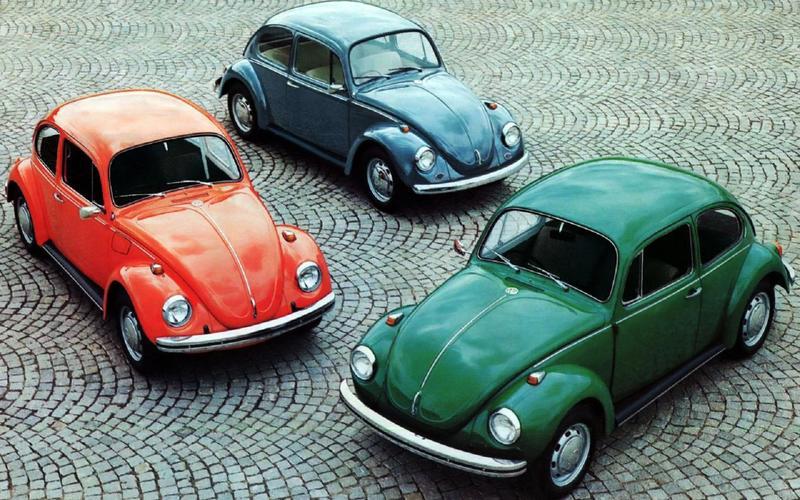The Super Beetle (1970)