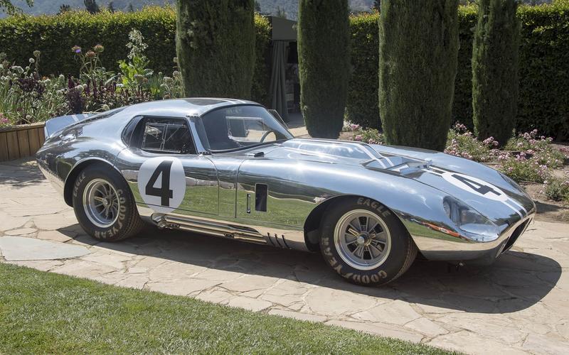 Shelby American's Daytona Cobra Coupe