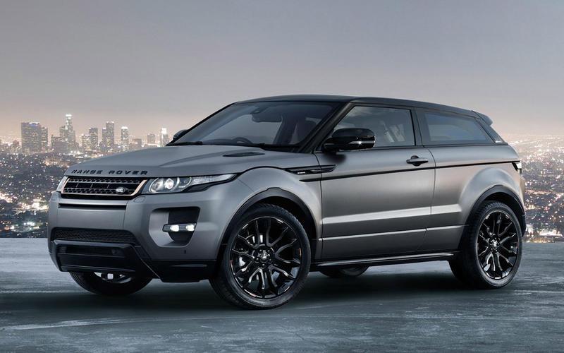 Range Rover Evoque Special Edition (2012)