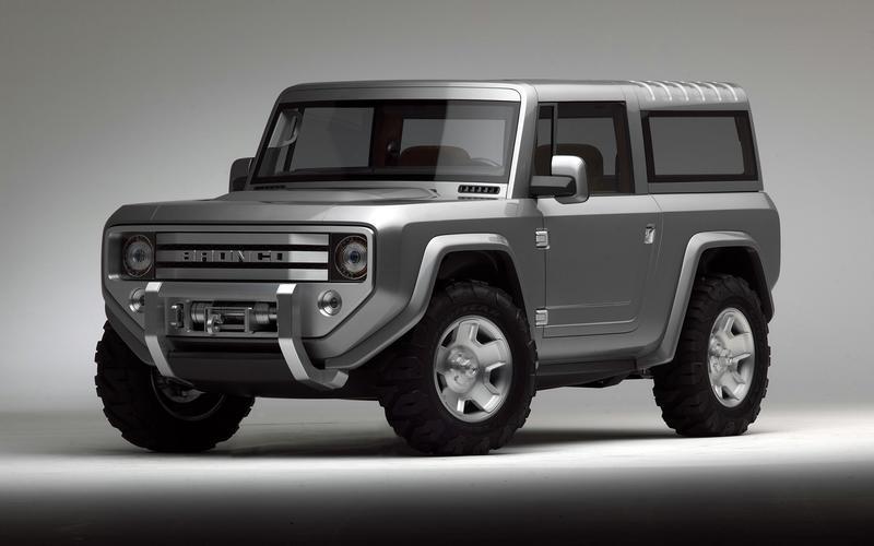 The Bronco Concept (2004)