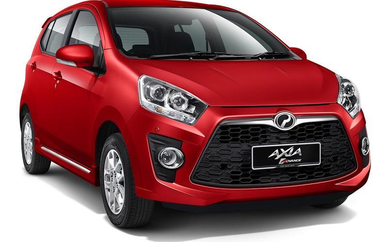 Malaysia: Perodua Axia – 78,425 vehicles sold