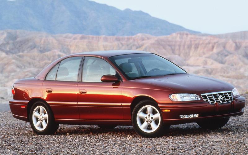 Opel Omega (1996) – 3 MODELS