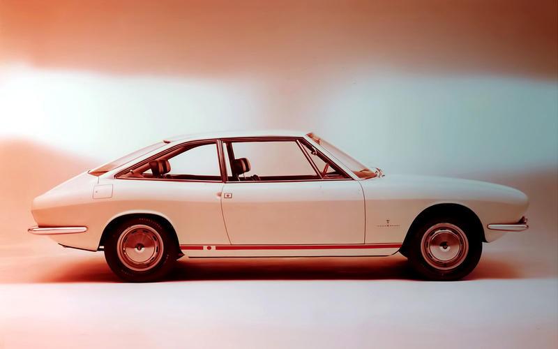 Isuzu 117 Coupé (1968)