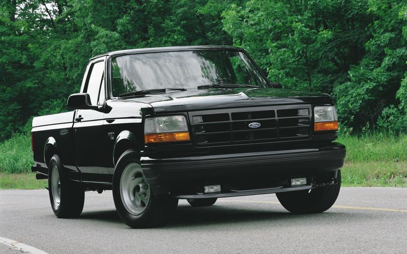 The first-generation SVT Lightning (1992)