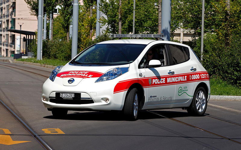 66: Nissan Leaf (Switzerland)