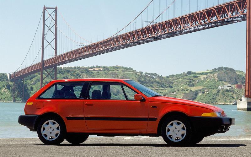 Volvo 480ES (1987)