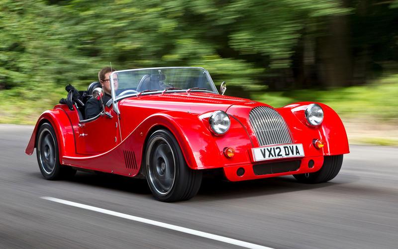 83 1968 Morgan Plus 8