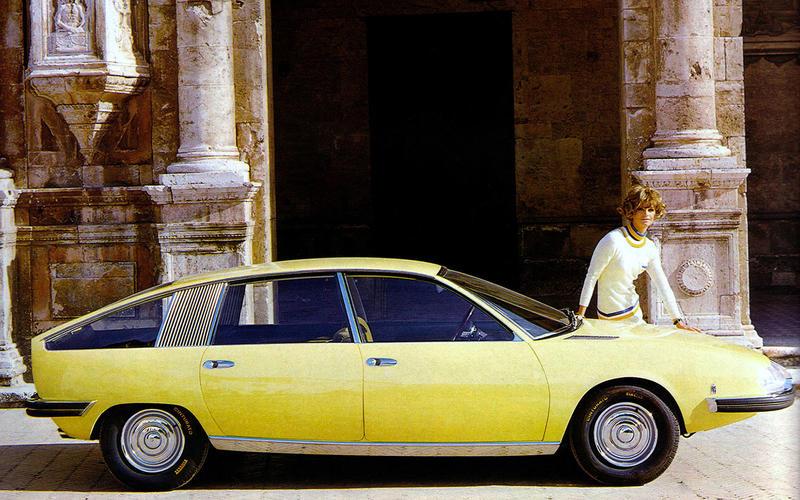 1800 Berlina Aerodinamica: 1967