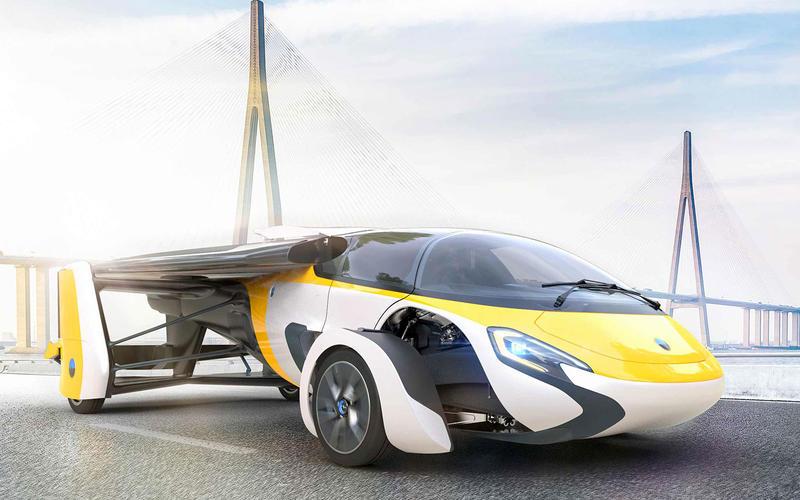 Aeromobil (2020)
