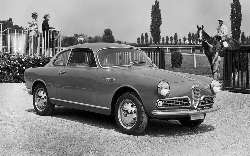 Alfa Romeo Twin Cam: 1954-1997 (43 years)