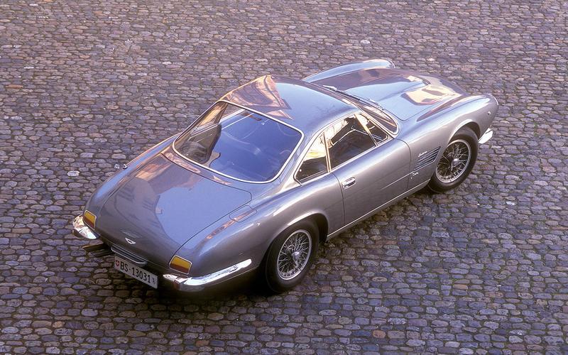 Aston Martin Bertone Jet DB4 GT