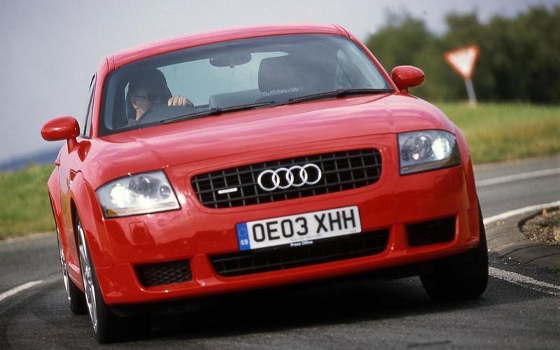 Audi TT (1999)