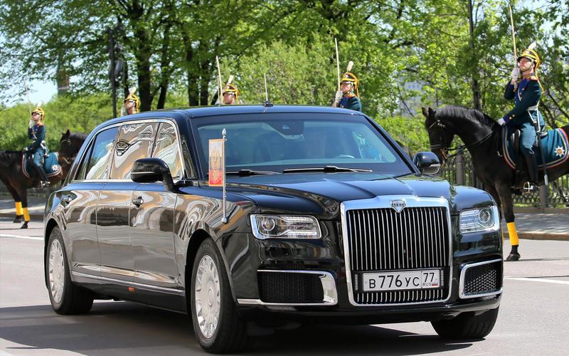 Aurus State Limousine (2018)