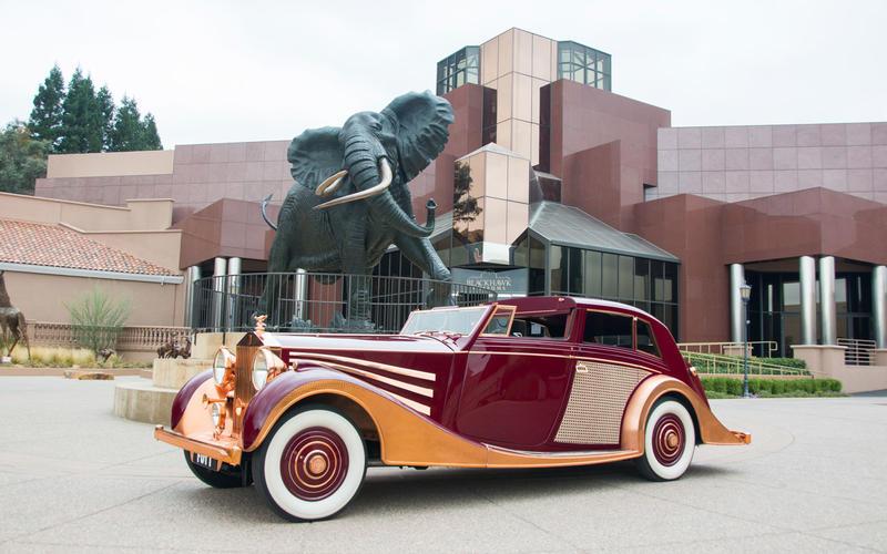 Blackhawk Museum – California, USA