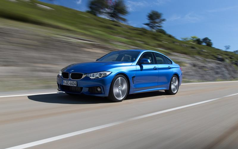 BMW 4 Series Gran Coupe (2014)