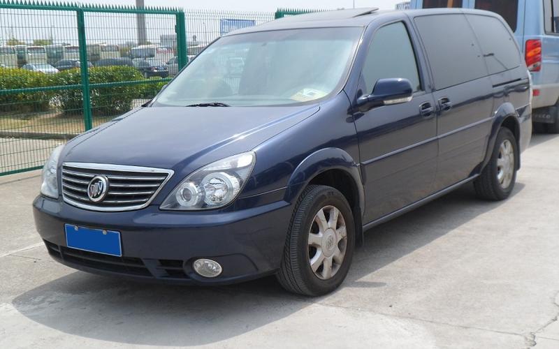 Buick GL 8: 2000-2010