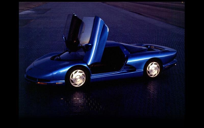 CERV III (1990)