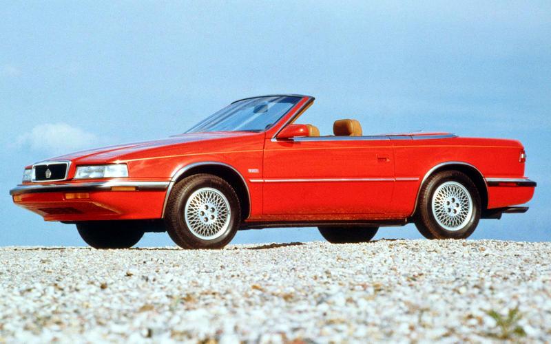 Chrysler TC by Maserati (1986)