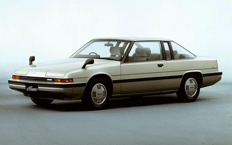 Mazda Cosmo HB (1981)