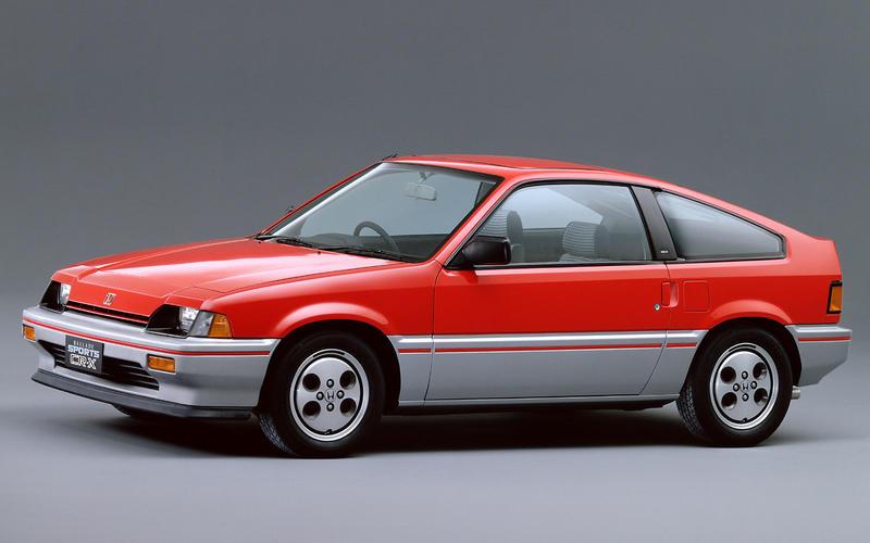 Honda CR-X (1983)