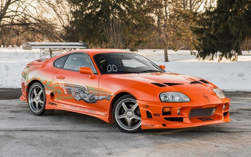Toyota Supra 2002 >> In pictures: The Toyota Supra story | Autocar
