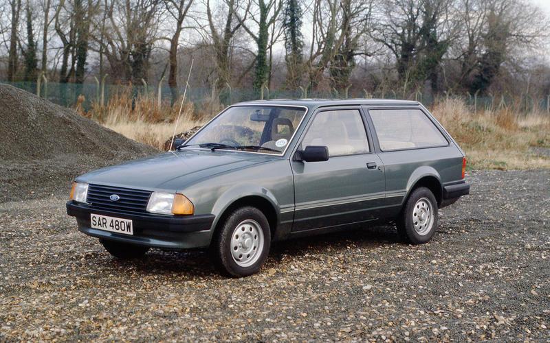 1981: Ford Escort