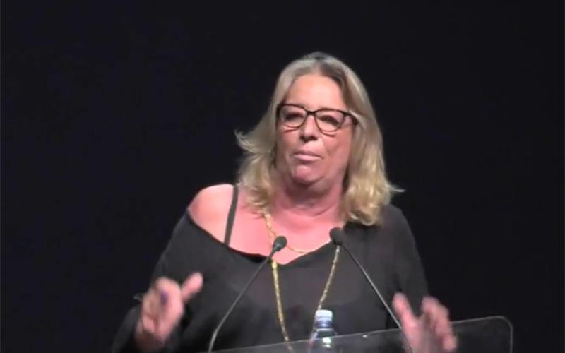 Francesca Re David - Secretary general, FIOM (Italian metalworkers union)