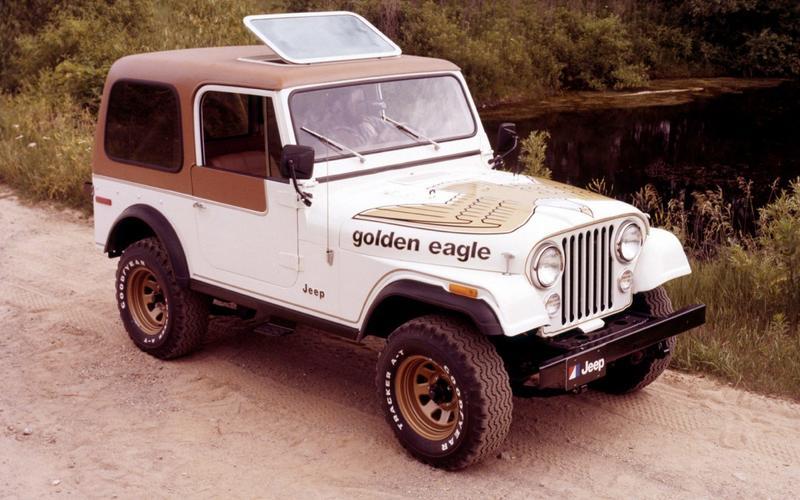 CJ-7 (1976-1986)